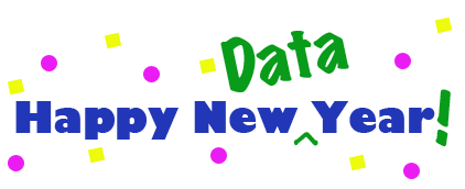 happy new data year