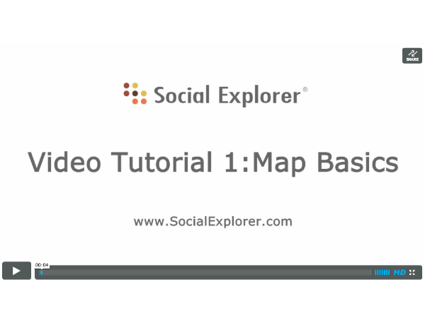 Social Explorer's New How-To Video