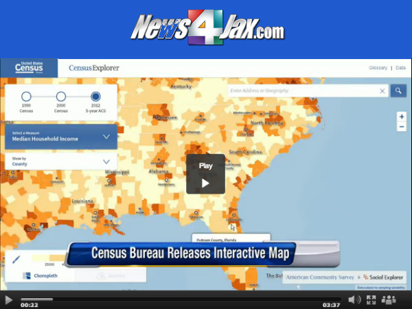 Census Explorer Update: Thousands of Users Creating Millions of Maps