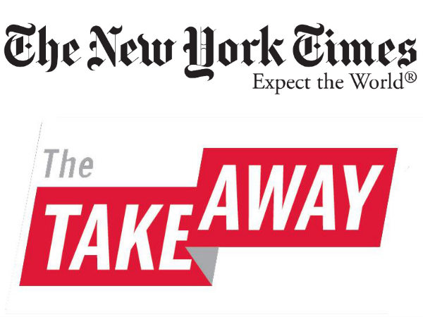 Social Explorer's Andrew Beveridge on Population Shifts for WNYC's The Takeaway and the NY Times