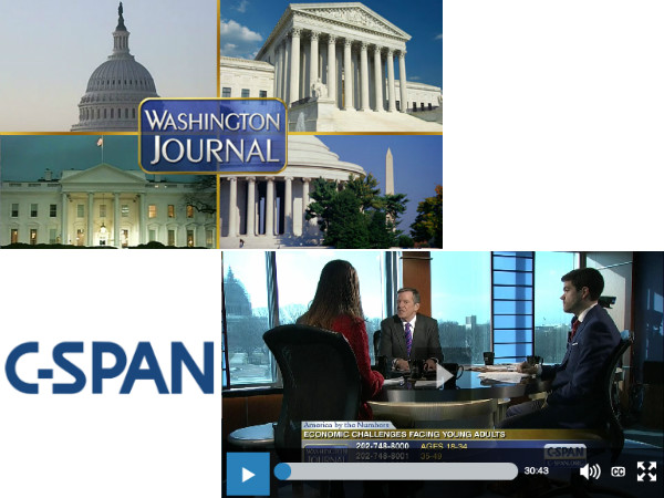 Census Explorer on C-SPAN [VIDEO]