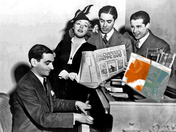Irving Berlin's American Journey: A Social Explorer Project