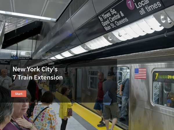 Get On Board the 7 Train Data Extension