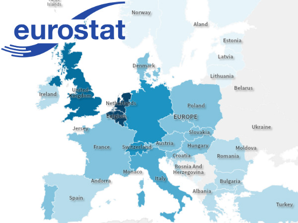 Eurostat Data Now Available on Social Explorer
