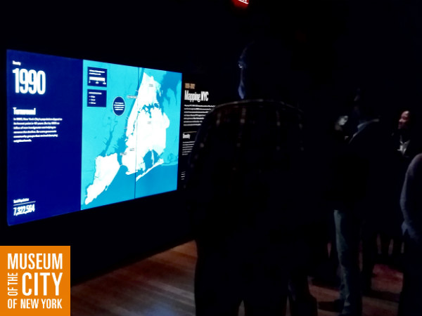 Social Explorer Data at the Museum of the City of New York