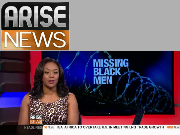 SE's Andrew Beveridge Talks About 1.5 Million Missing Black Men on Arise America TV [VIDEO]