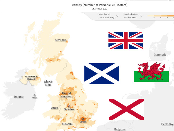 Crossing the Data Pond: United Kingdom Census Now Available on Social Explorer