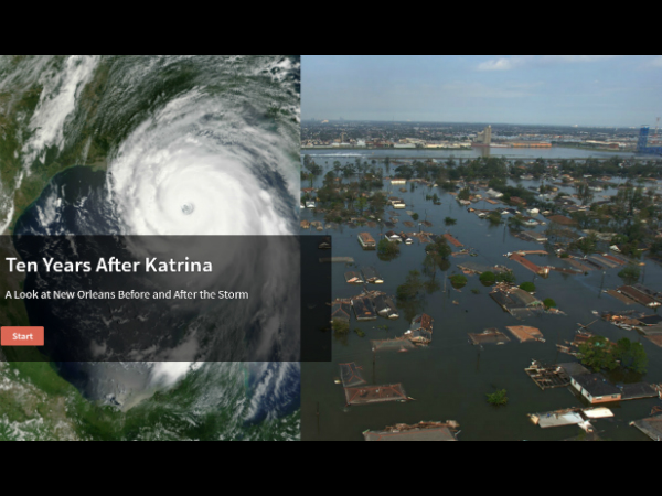 New Orleans 10 Years After Katrina