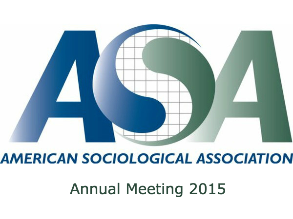 Social Explorer's Andrew Beveridge at the American Sociological Association Conference