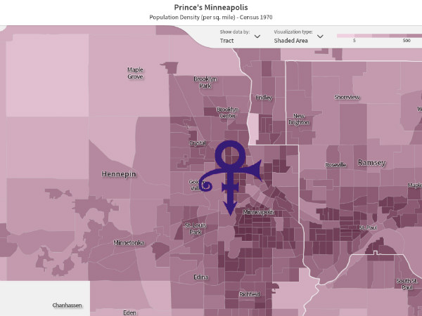 Prince's Minneapolis: A Look at the Demographics Behind the Minnesota Sound