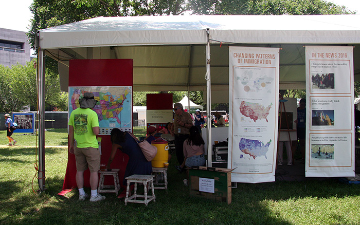 Smithsonian Folklife Festival photo by Elisa Hough