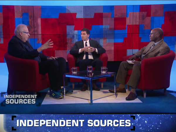"Social Explorer's Andrew Beveridge on CUNY TV's Independent Sources ""Ethnic Vote"""