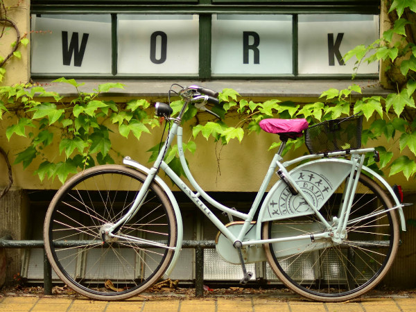 Happy Bike to Work Week!