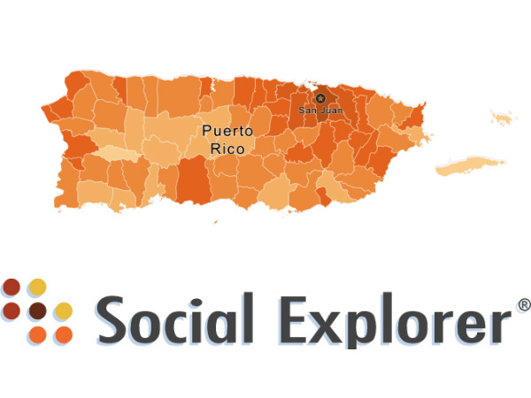 Social Explorer - Changes in us employment international mapping pearson education inc